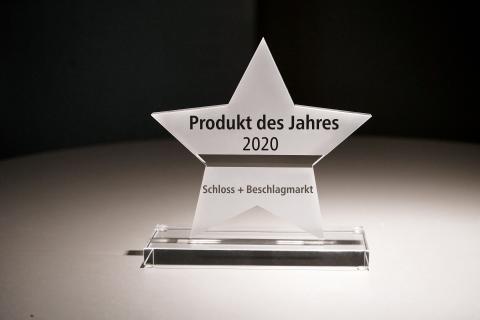 S+B Produkt des Jahres 2020