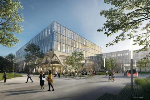 Airport Academy wird Teil von LabCampus am Flughafen München