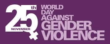 Upprop med anledning av internationella dagen mot mäns våld mot kvinnor - kritik mot regeringens arbete
