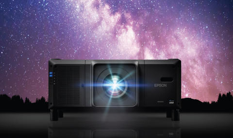 World's First 3LCD 25,000 lumens laser projector