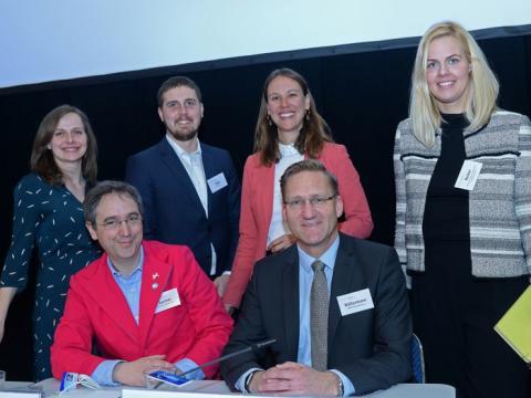 Voneinander lernen: Partnerschaften zwischen Startups und dem Gesundheitsmarkt