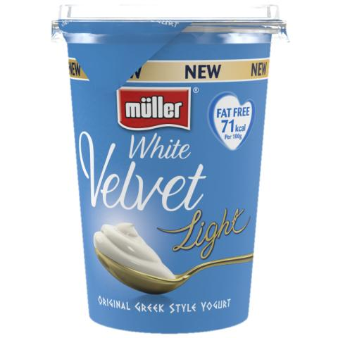 Müller White Velvet Light