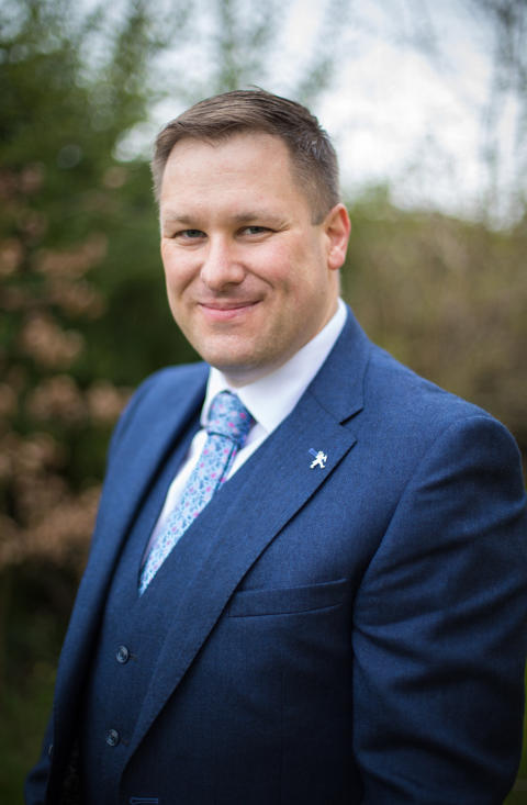 Center Parcs recruits General Manager
