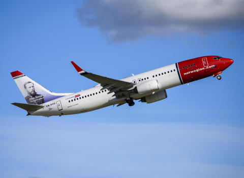 Norwegians LN-DYO