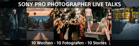 Sony Pro Photographer Live Talks - ProfifotografIn tbd