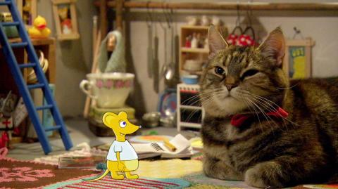 Katten, musen, tiotusen