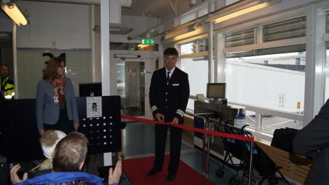 Idag börjar Norwegian flyga mellan Stockholm och Kiruna