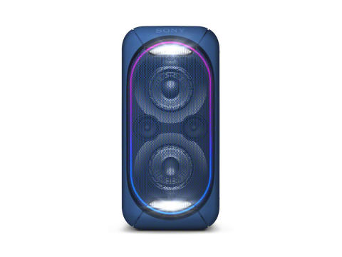 La fête portable puissance 10  avec les enceintes EXTRA BASS de Sony