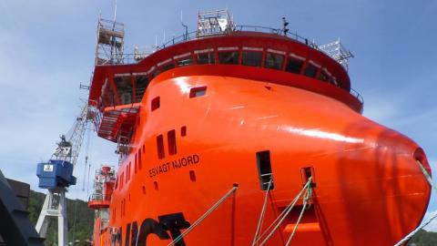 New SOV for Statoil will be ready sooner