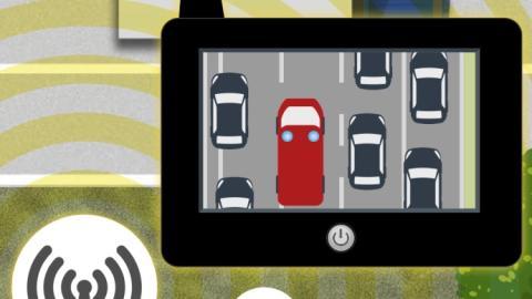 Ny teknologi fra Ford gør plads til bedre udrykningskørsel
