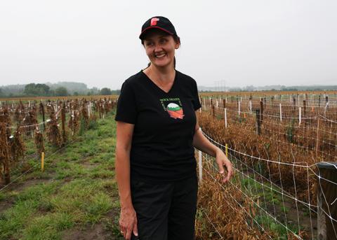 Agnese utvecklar framtidens gröna mat
