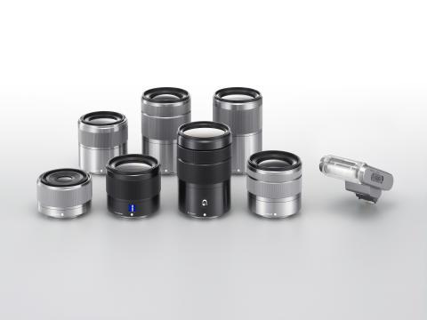 Photokina_E-mount von Sony