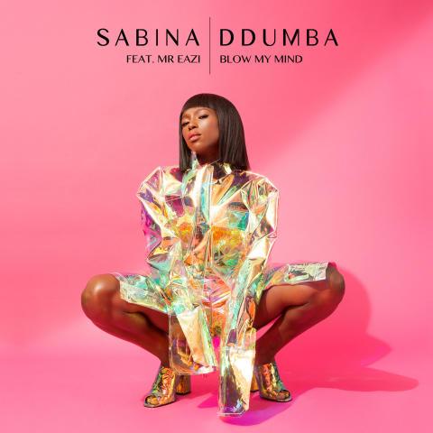 Blow My Mind - Sabina Ddumba är tillbaka med ny musik!
