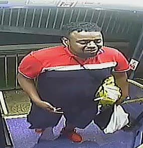 Renewed appeal to trace man in connection with anti-Semitic abuse on bus in central London