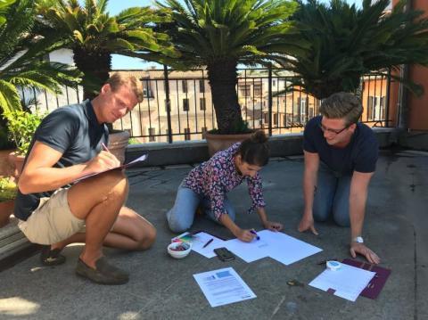 Inhouse Tech kör utvecklingsarbete i Rom