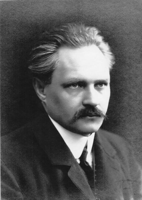 Komponist Gustav Jenner