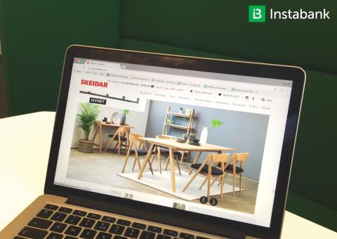 Skeidar og Instabank signerer distribusjonsavtale og strategisk eierskap
