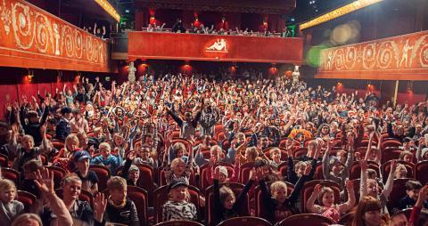 Stockholms filmfestival Junior 2020