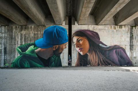 Lonac - No Limit Street Art Borås