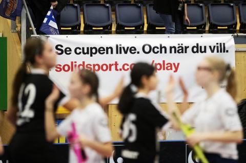 Drygt 7 000 sändningar på tolv dagar - SolidSports cupsatsning en succé