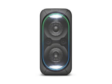 Start festen hvor som helst med nye Sony EXTRA BASS™-høyttalere