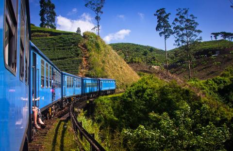 Utforsk verden med tog - dra på en av disse fantastiske togreisene!
