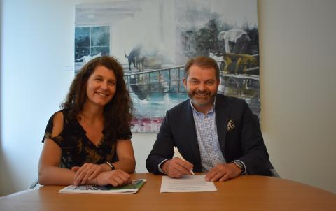 Ferd Eiendom signerer strakstiltak for eiendomsselskap