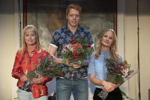 Nominerade i kategorin Årets Förnyare 2019
