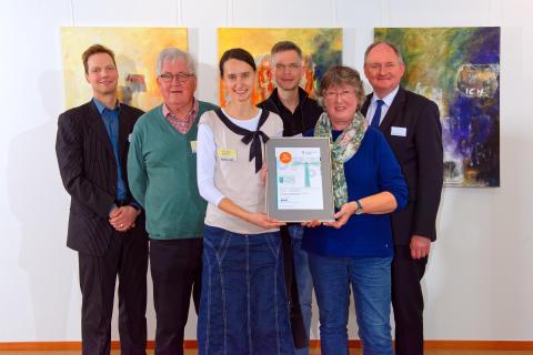10 Jahre Erfolgsgeschichte:  100 Förderpakete von Westfalen Weser Energie für Vereine in der Region