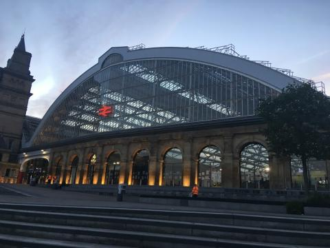 Liverpool Lime Street station reopens on time following eight-week transformation