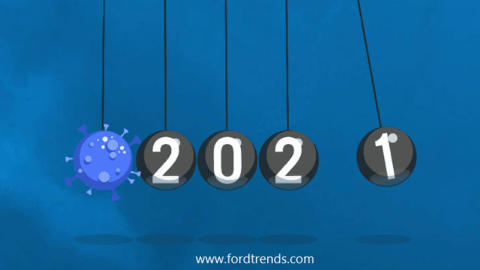 Fords trendrapport 2021: Vi er stressede, men tilpasningsdygtige