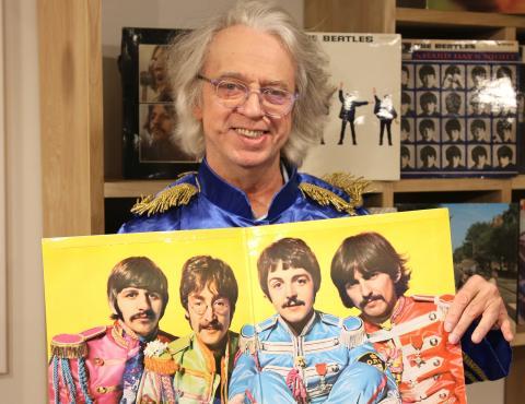 Beatles hele døgnet på ny radiokanal