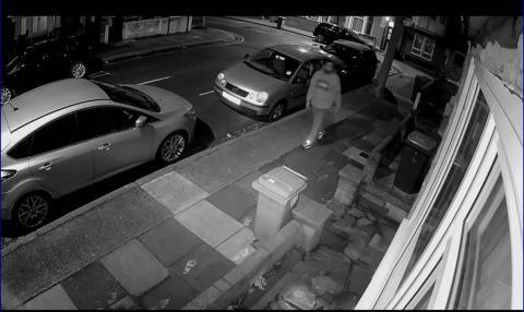 Auguste CCTV capture