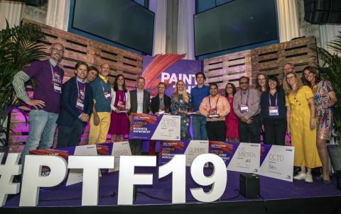 Nederlandse startups nemen AkzoNobels Paint the Future Awards mee naar huis