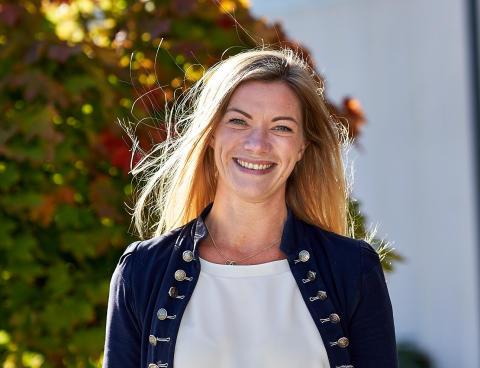 Lena Kempe, VD för Daftö Resort i Strömstad, är ny styrelseledamot i Visita