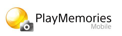 PlayMemories Mobile von Sony