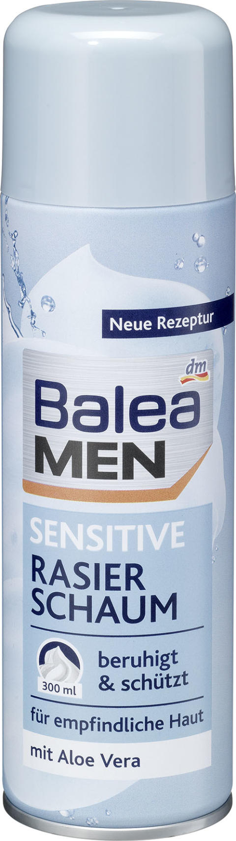 Balea MEN Sensitive Rasierschaum