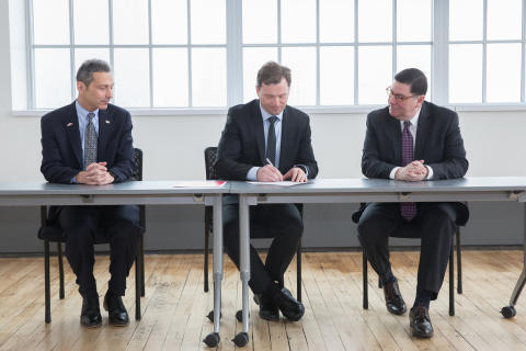 The Danish Energy Agency and City of Pittsburgh announce agreement to collaborate on district energy planning