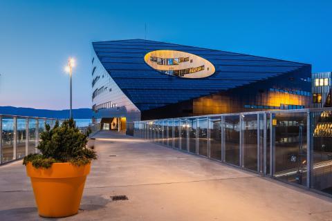 Månedens prosjekt mars 2020: Powerhouse Brattørkaia