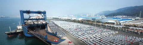 Hyundai - Ulsan, Südkorea