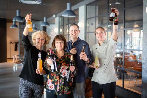 De laddar för helskånsk dryckesmässa i Malmö
