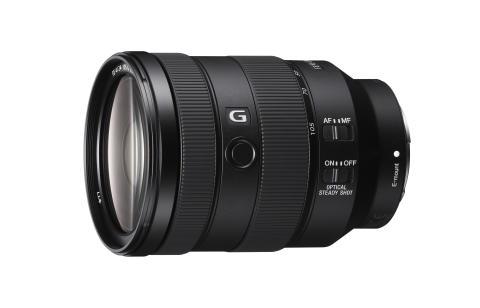 A Sony expande a gama de lentes Full Frame com a nova lente de zoom standard FE 24-105 mm F4 G OSS, compacta e leve, que abrange a gama entre a grande angular e a teleobjetiva média