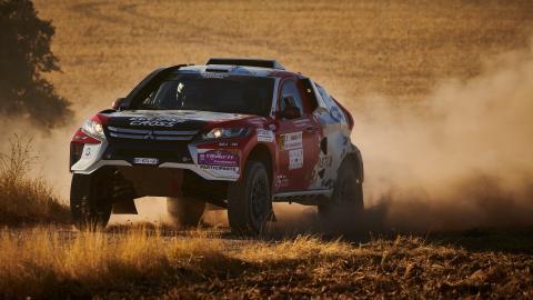 Eclipse Cross - 2019 Dakar - racer