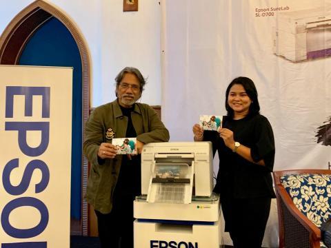 Epson Luncurkan Printer Produksi Foto yang Ringkas, SureLab SL- D830