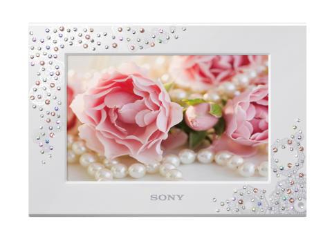 S-Frame DPF-C700WI von Sony_Weiss_01