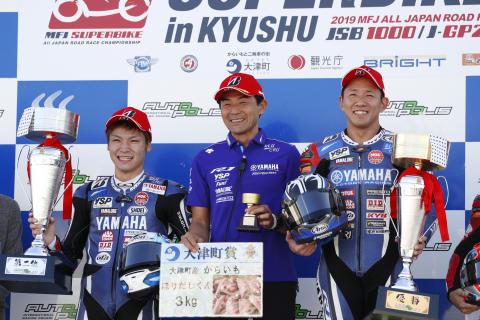 全日本ロードレース選手権 Rd.07 10月5-6日 オートポリス