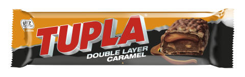 Tupla 48g Double Layer Caramel