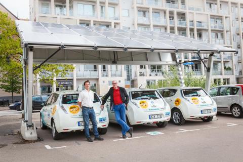 Öresundskraft uppmärksammas på Skånes Energiting