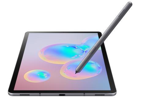 Nu er Samsung Galaxy Tab S6 i butikkerne – kreativ, produktiv og kraftfuld i et let format