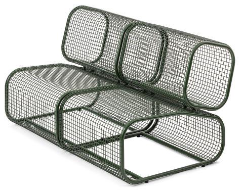 Cushy lounger, design Gripner & Hägglund.
